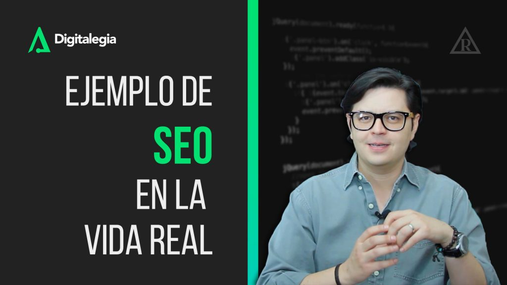 [VIDEO] EJEMPLO DE SEO EN UNA EMPRESA REAL