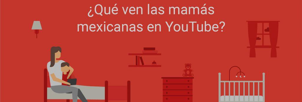 [Infografía] MAMÁS MEXICANAS 2.0: PEGADAS A LA PANTALLA DIGITAL